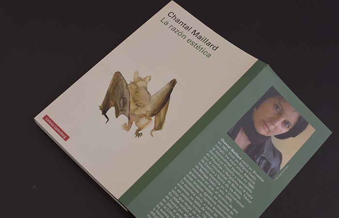 Reseña de «La razón estética», de Chantal Maillard (Galaxia Gutenberg)