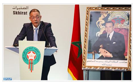 تطوير ممارسة كرة القدم بالمغرب رهين بمواصلة أوراش البنية التحتية والاهتمام بالتكوين (فوزي لقجع)