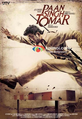 Paan Singh Tomar 2012 Hindi Movie Download
