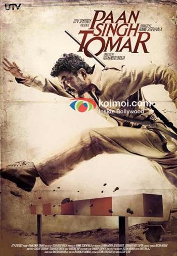 Paan Singh Tomar 2012 Hindi Movie Download