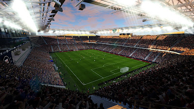 PES 2020 Stadium Wals-Siezenheim ( With Enlighten )