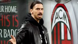 Ibrahimovic back ahead of  AC Milan's crucial clash with Manchester United