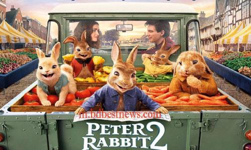 New Hindi Dubbed Movie Peter Rabbit 2