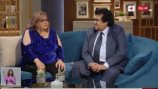 شاهد: زوجة أحمد عدوية تحكي تفاصيل مثيرة عن الحادث الشهير وحملها منه