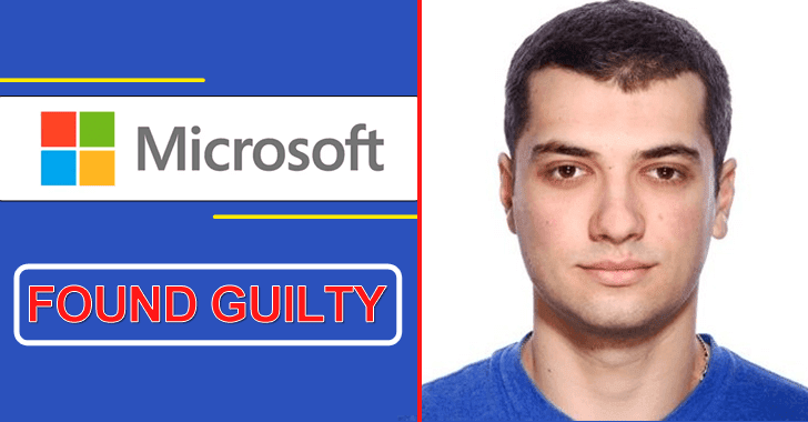 Former Microsoft Employee Pleads Guilty for Stealing More Than $10 Million Worth Company Digital Asset