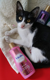 Vitalis Perfumed Body Wash White Glow