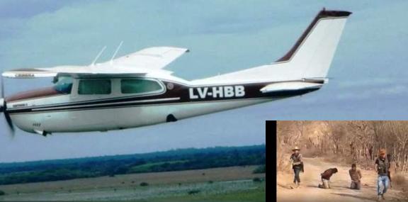 Así fue Sicario Capturado del CJNG confieso que aterrizan avionetas con Sicarios en Michoacan, después fue ejecutado con un Barret Cal.50