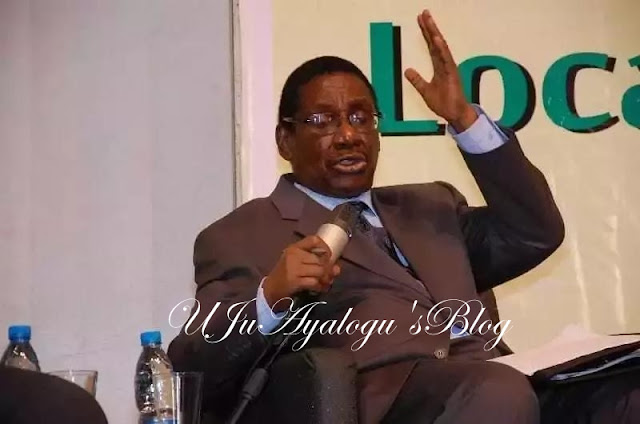 The Fuss Over China Loan It's A Storm In A Tea Cup Over Nothing — Prof. Sagay, SAN