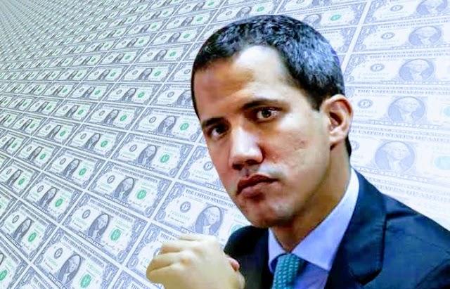 Venezolanos exigen a Juan Guaidó explicaciones sobre el destino de $500 millones de ayuda humanitaria de la USAID