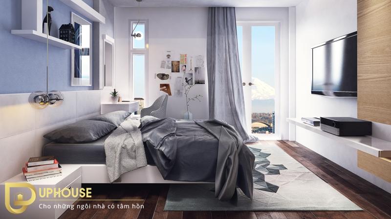 Xây dựng phòng ngủ đẹp 04