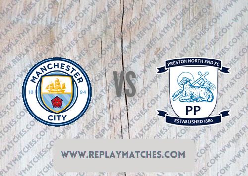 Manchester City vs Preston North End -Highlights 27 July 2021