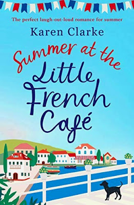French Village Diaries book review Summer at the Little French Café Karen Clarke