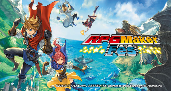 ZAK Entertainment: Discovering The Upcoming RPG Maker Fes for the
