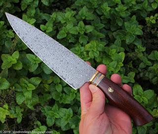 FZIZUO MS01 kitchen - chef knife VG10 core damascus blade