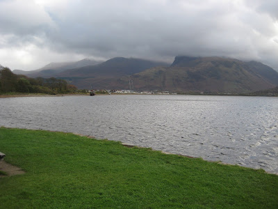 Ben Nevis from Corpach