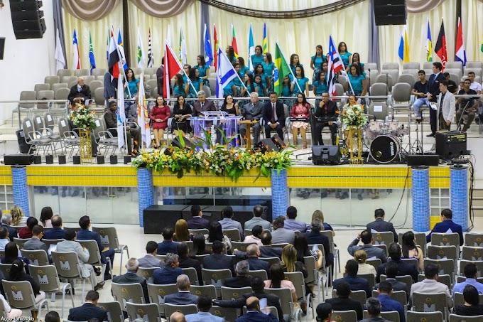Abertura da I Assembléia Geral Extraordinária das Assembleias de Deus em Turilândia