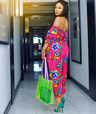 #BBNaija star Nina Ivy fashion andstyle looks latest