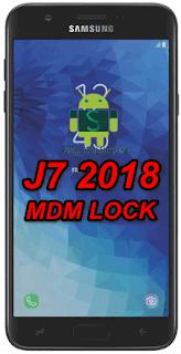 How To Remove Samsung J7 2018 SM-J737U MDM Lock