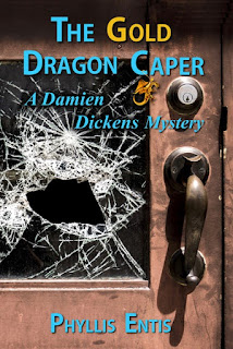 HE GOLD DRAGON CAPER by Phyllis Entis on Goodreads