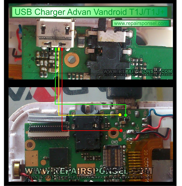 Trik Jumper USB Charger Advan Vandroid T1J+