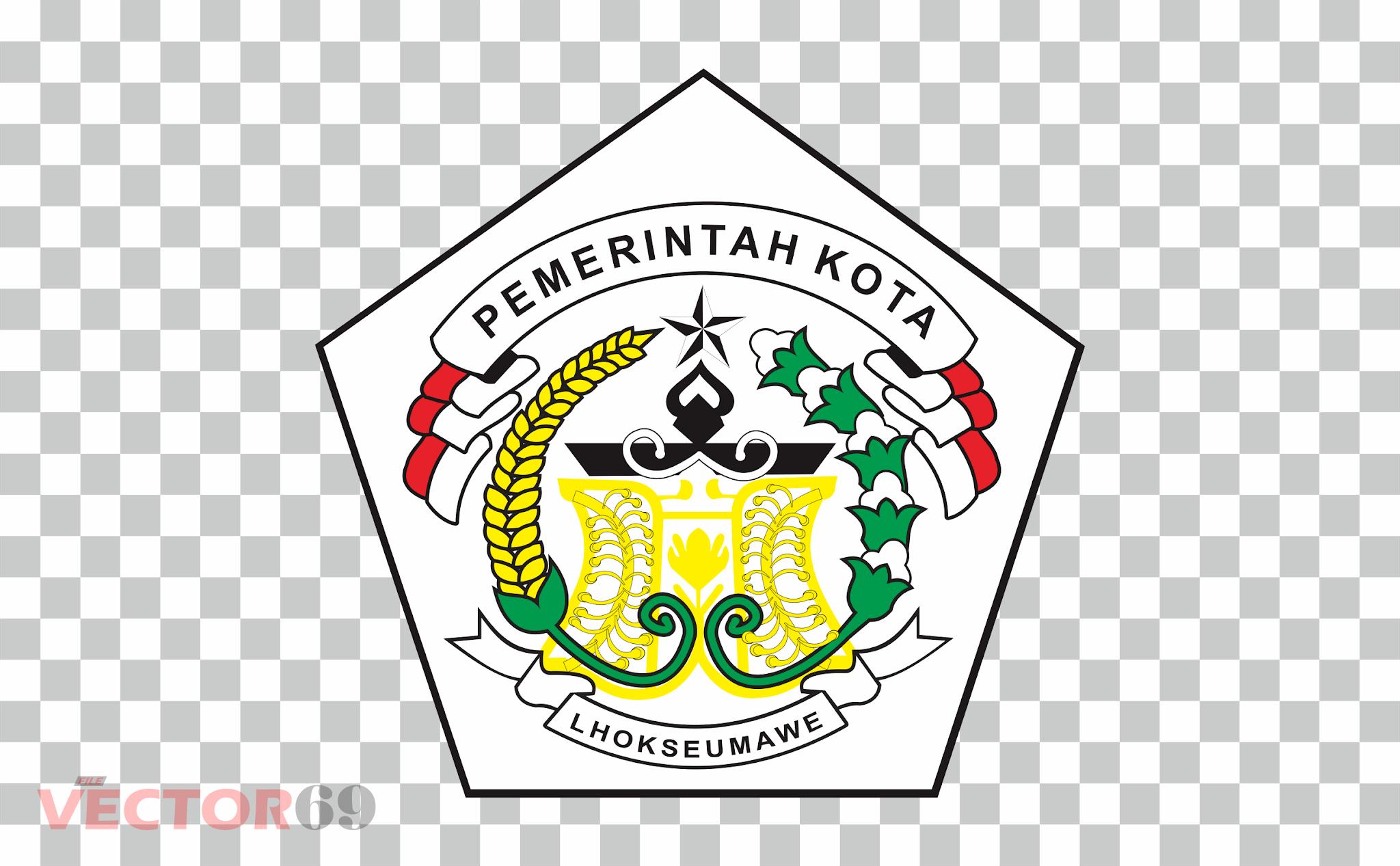 Kota Lhokseumawe Logo - Download Vector File PNG (Portable Network Graphics)