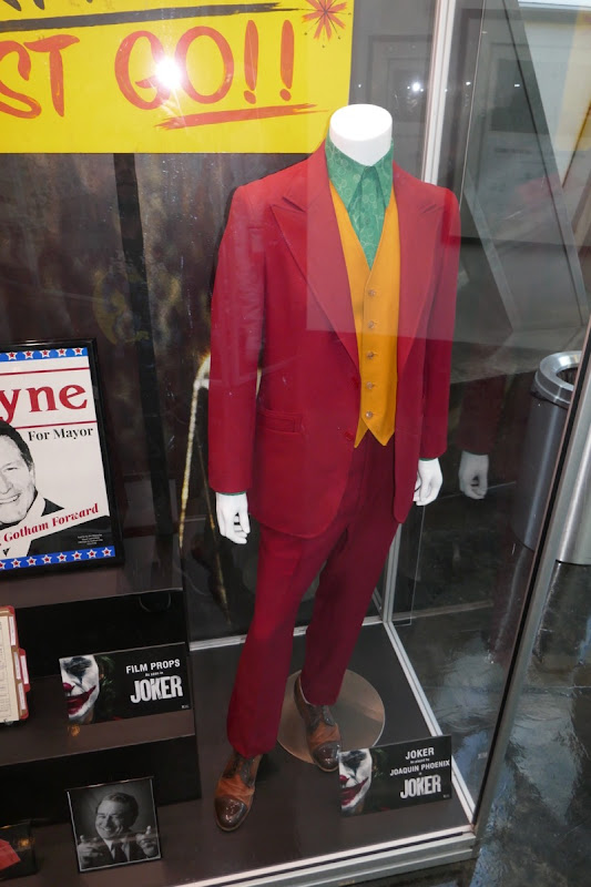 Joaquin Phoenix Joker film costume
