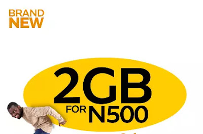MTN Introduces 2.5GB For 500 Naira,Valid For 2