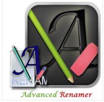 Free Download Advanced Renamer Portable 3.85 for Windows