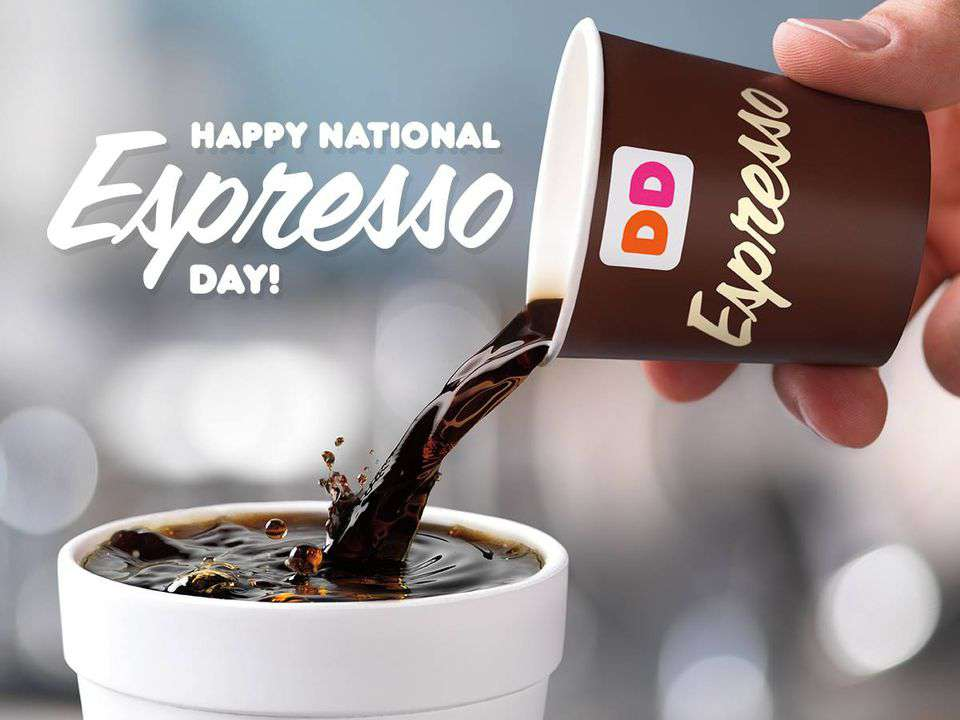 National Espresso Day Wishes Images