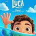 """Lançados cartazes para os personagens de """"Luca"""""""