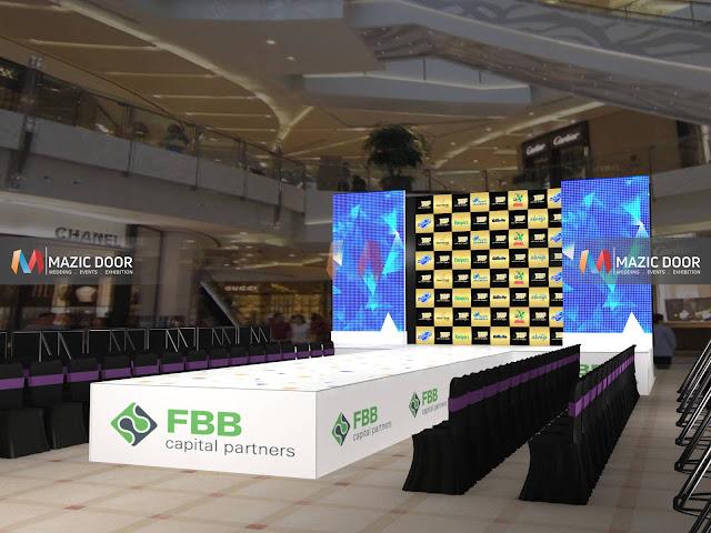 Mall fashion show activity Design 01