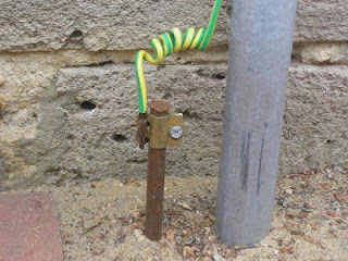 Correct Connection to Ground of Electrical Installations