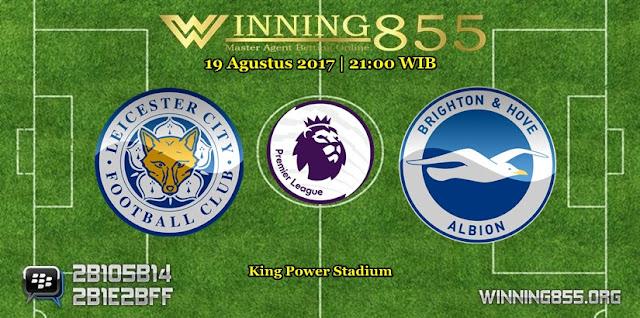 Prediksi Skor Leicester City vs Brighton