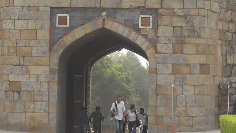 Old Fort Delhi India 905