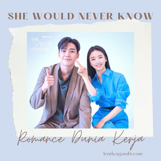 Review dan kesan pertama Drama Korea She Would Never Know