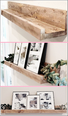 Easy Diy Shelves Wall