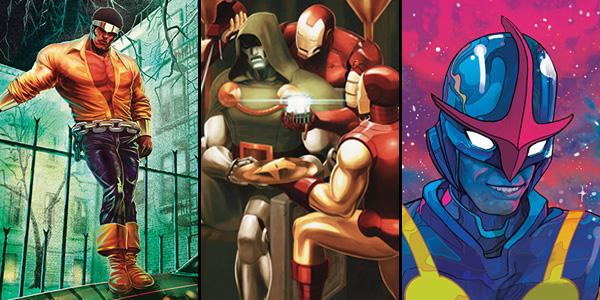 E a Marvel continua a lançar capas de álbuns de rap inspirado em seus personagens.