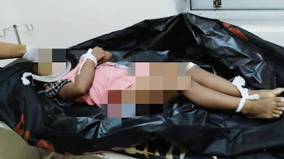 Anak 4 Tahun Ditemukan Tewas di Kolam Lian Sangkep Kecamatan Pringgabaya