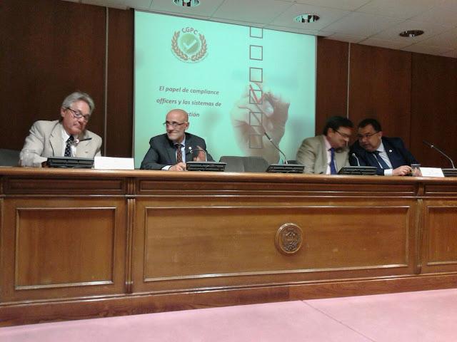 I Jornada sobre sistemas de gestión Compliance Penal y la Norma UNE 19601