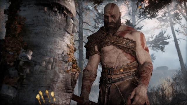 مايكروسوفت تهنئ بدورها شركة سوني على تقييمات لعبة God of War و هكذا تصف اللعبة …