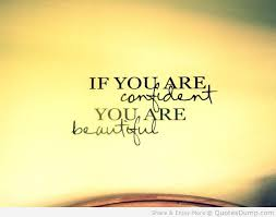 Beautiful self esteem quotes