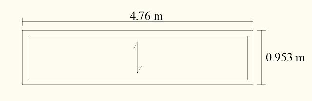 One way slab details