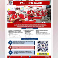 Lowongan Kerja Part Time Kasir Bandung Terbaru 2021