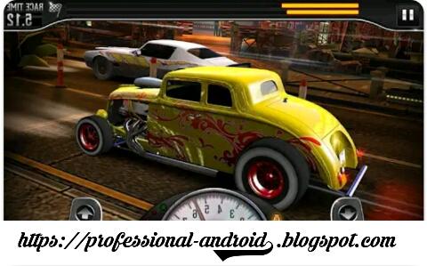 تحميل لعبة سباق السيارات CSR RACING آخر إصدار للاندرويد