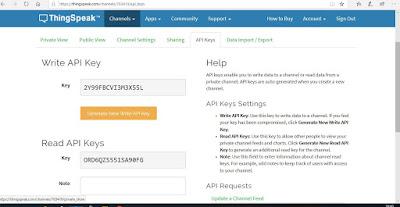 API details