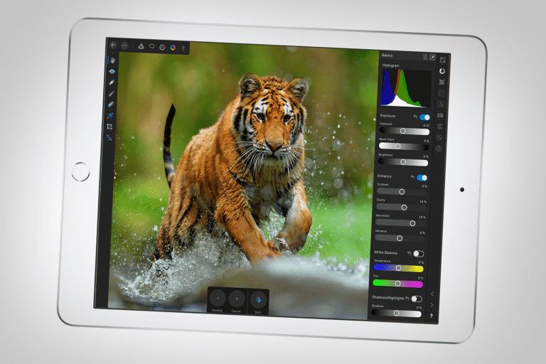 2- تطبيق Affinity Photo
