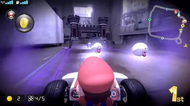 Mario Kart Live: Home Circuit (Switch): novo vídeo apresenta as pistas disponíveis no jogo