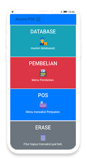 mesin kasir online android iphone