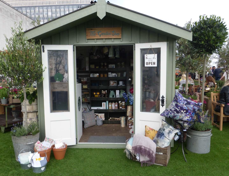 Garden Sheds John Lewis greenjottings: london's newest rooftop garden