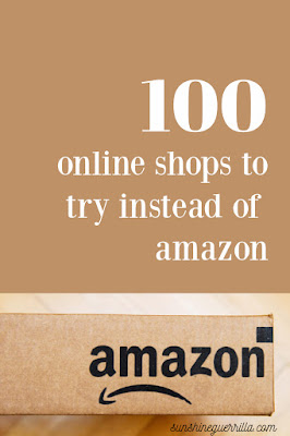 100 Online Shops to Try Instead of Amazon